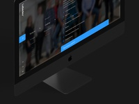 Studio. Website concept