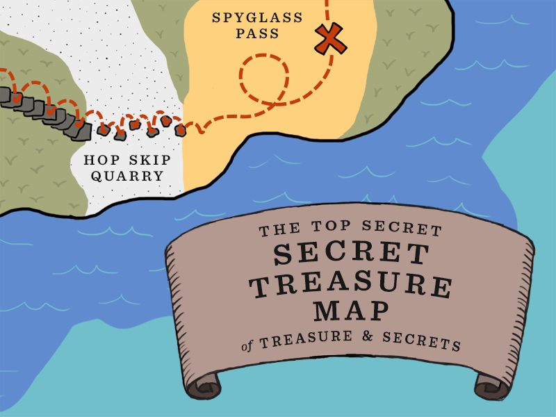 The Top Secret Secret Treasure Map of Treasure & Secrets by ... Secret Map on second world map, 9gag map, surreal map, shout map, montreal tunnel map, whimsyshire map, carpathian fangs map, my story map, jea map, myanmar's map, invisible map, spica map, unidentified map, obscure map, hitler's map, secant map, shadowy forest map, credo map, aoa map, u.s. immigration map,