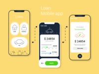 Loan mobile app