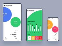 Health Care report app