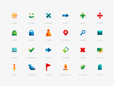 Icons Finamics
