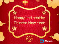 Abbott - Happy and Healthy Holidays Opening