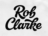 Rob Clarke – vector stage 1