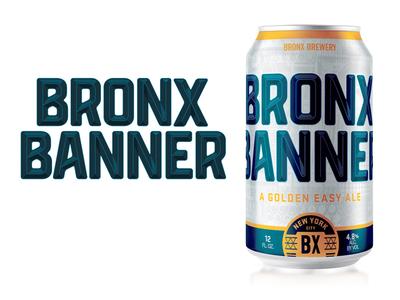 Bronx Banner Noir OxFpv