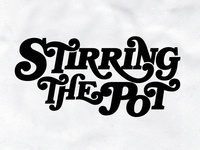 Stirring the Pot – Early sketches 2