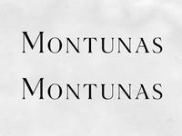 Montunas