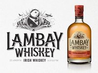 Lambay Whiskey – Final Logo