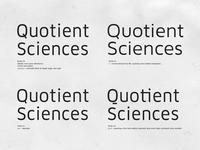 Quotient Sciences – Process