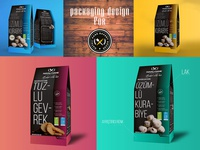Packaging Design for Mayalıhane