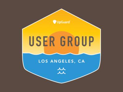 User Group Sticker