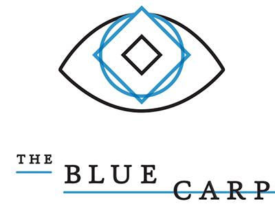 The Blue Carpet Club – Outtake branding logo design