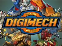 Digimech Banner (Digimon Fanart)