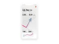 Sport tracker experience