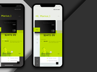 Banking App for Agilie