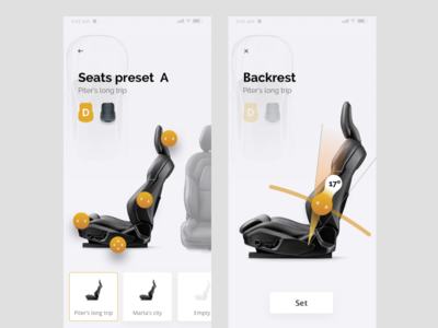 Care app – manage your car
