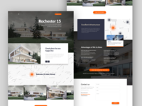 Rochester real estate web