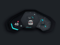 Qita Eva Car Dashboard