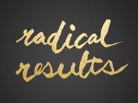 Radical Results