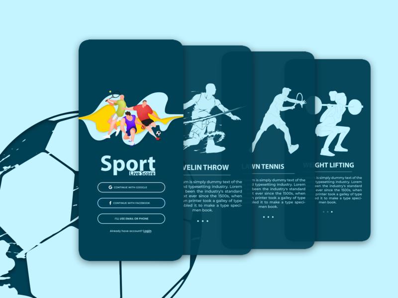 Sports Live Score App