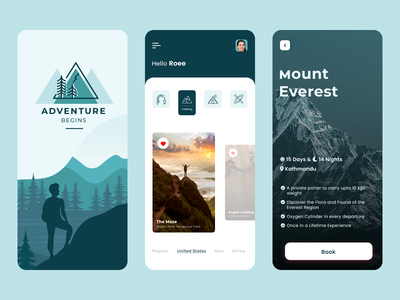 Trekking App adventuretrekkingappdevelopment adventuretrekkingappdevelopers adventuretrekkingapp