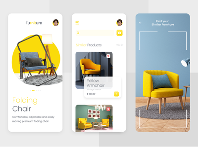 AR Furniture App ar furniture app online furniture store mobile app mobile app design app development company on-demand app app design app app development furniture app