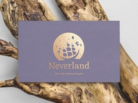 Neverland |  Business card