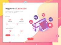 Happiness Calculator