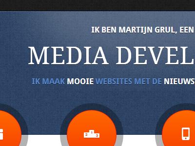 Portfolio portfolio webdesign interactive typography