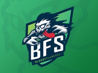 Bloody Flankers - Esports logo