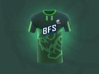 Esport Tshirt BFS