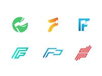 Follow - Concept logos