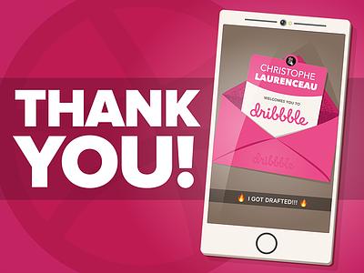 Dribbble Snap! snap screen phone invitation invite snapchat graphic design illustration debut