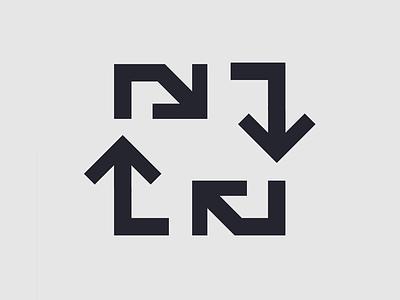 N vector lettering illustration