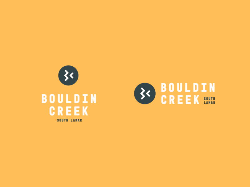 Bouldin Creek logo real estate bouldin creek office building atx austin branding