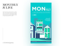 JULIVE MONTHLY