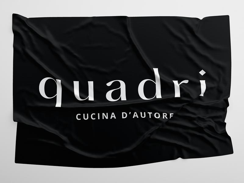 Quadri - Brand Identity