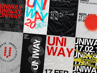 UNIWAY - Poster Collection