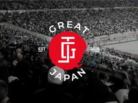 Great Japan - LOGO DESIGN