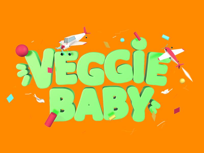 Veggie Baby - Branding & Packaging