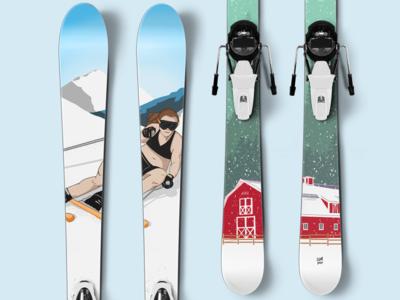 Custom Ski Commission