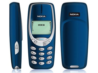 Vector Nokia 3310