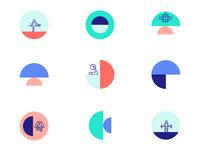 Classpass Icons
