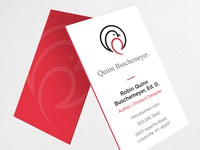 Quinn Buschemeyer Business Card