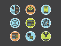 Digital Agency Icons