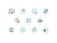Design/Dev Icons