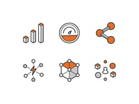 Agency Services Icons
