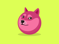 dribbble doge
