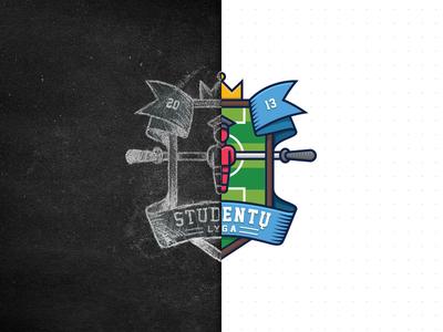 Students League logo