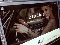 Studio4 Web Main Page