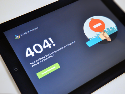 404! - NT BE TARPININKU